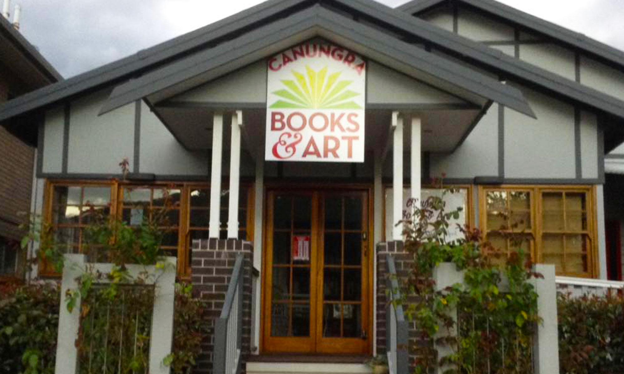 Canungra Books & Art